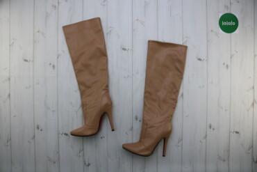 Женская обувь - Украина: Жіночі чобітки на підборах Pappilon   Довжина підошви: близько 25 см В