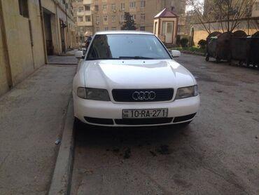 audi 80 1 8 quattro - Azərbaycan: Audi A4 1.8 l. 1998 | 516000 km