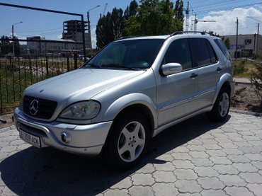 Mercedes-Benz ML 270 2003 в Бишкек