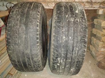 Комплект Шин Michelin 265/60/R18  М+S