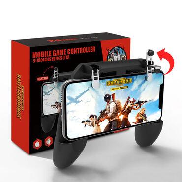 Игровой контроллер W10 для мобильного телефона геймпад джойстик для PU
