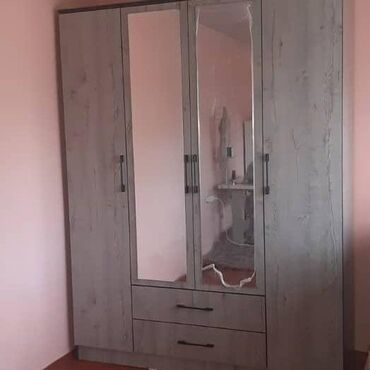 платье в Кыргызстан: Встроенный | Шкаф-купе, Распашной шкаф, Модульный шкаф 1600 * 2100 * 500