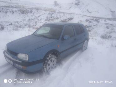Volkswagen Golf 1.8 л. 1992   131500 км