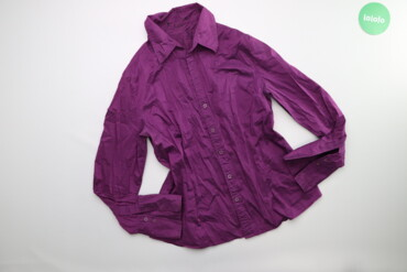 Жіноча однотонна сорочка     Довжина: 66 см Ширина плечей: 40 см Рукав