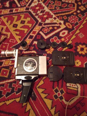 2203 elan   FOTO VƏ VIDEOKAMERALAR: Antikvar video kamera satılır