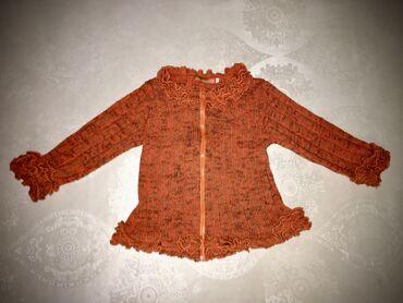 одежда детская купить в Кыргызстан: Кофта на замочке Возраст: 4-5 лет Состояние: отличное