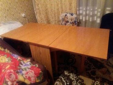 13326 объявлений: Продаю раскладной стол-книжку, полированный,ширина 90,длина 165, в
