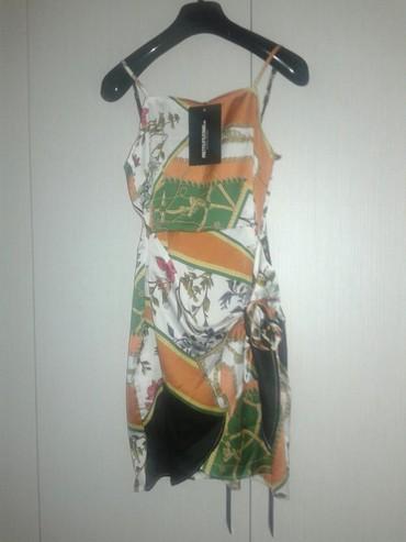 Nova elegantna haljina moze i kao tunika.poluobim struka 34cm.duzina - Valjevo