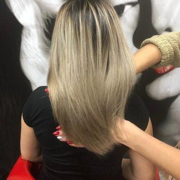 Окрашивание волос любой сложности. кератиновое выпрямление волос