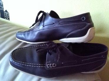 Talijanske Tods muske kozne cipele ,stanje extra,ko se razumije u - Sombor