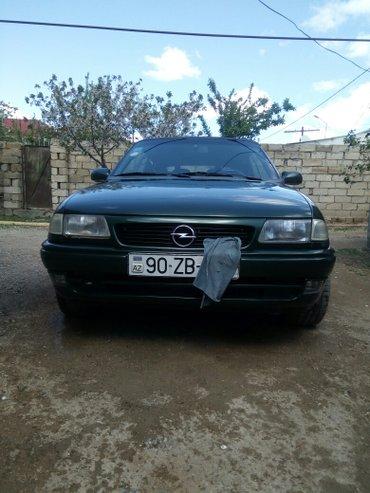 Avtomobillər - Qobustan: Opel Astra 2 l. 1996 | 150 km
