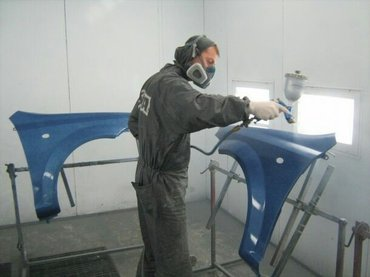 Малярные и кузовные работы , ремонт в Бишкек