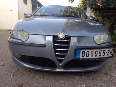 Alfa Romeo | Bor: Alfa Romeo 147 1.6 l. 2002 | 212000 km