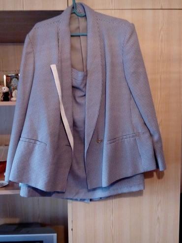 Sako-suknja - Srbija: Komplet sako i suknja XL
