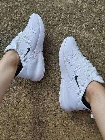 Bele Nike 270 🤍 Brojevi od 36 do 41🤍 3300din.🤍K