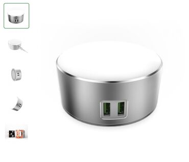 usb led traka za tv - Azərbaycan: Led Лампа LDNIO A2208 (2.4W) (+2 USB)