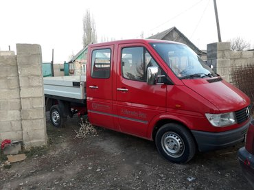 дубль кабина без пробега по КР не оформленная авто в г.КАРАКОЛ в Бишкек