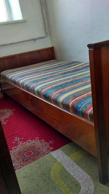Кровать, 2 штуки..можно отдельно в Бишкек