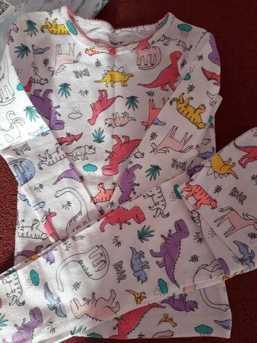 Слип картерс - Кыргызстан: Новая пижама картерс оригинал . 500с на 5лет