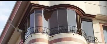 Cam balkon sifarişi təmiri  Münüsib qiymətlərlə öndeyik buyurun