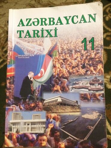 Azerbaycan 11 ci sinif tarix kitabi