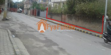 A commercial cum residential land having area 2-4-0-0 of main road is in Kathmandu - photo 2