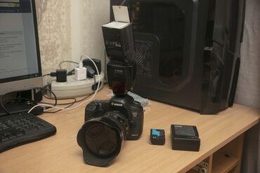 Canon mark3, 24 105l, 580ex2.  Продаю комплект, боди, объектив, вспышк