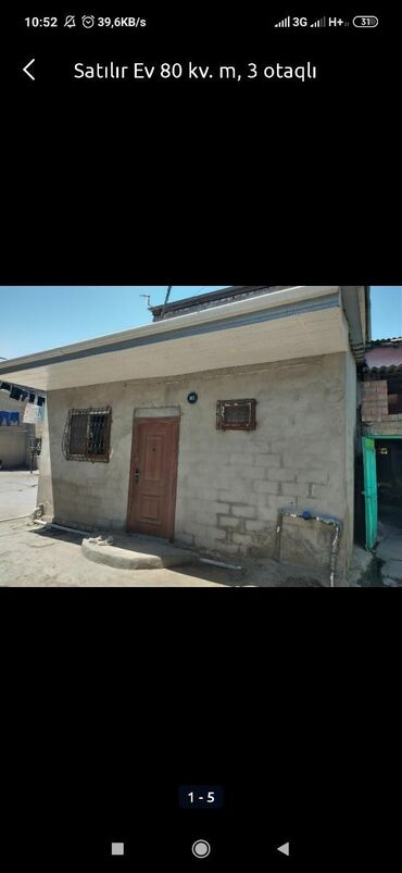 - Azərbaycan: Sumqayıt şəhər H,Z. Tağıyev qəsəbəsində yerlesir 3otagli bina evi