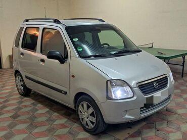 Транспорт - Кыргызстан: Suzuki Wagon R 1.3 л. 2003