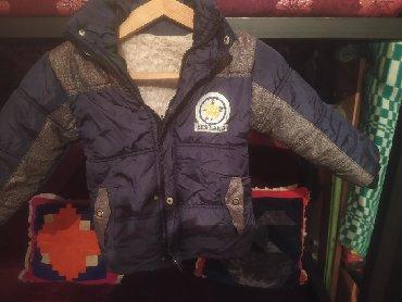детская одежда бу для мальчиков в Кыргызстан: Детский куртка бу мальчиковый для 3-6 лет