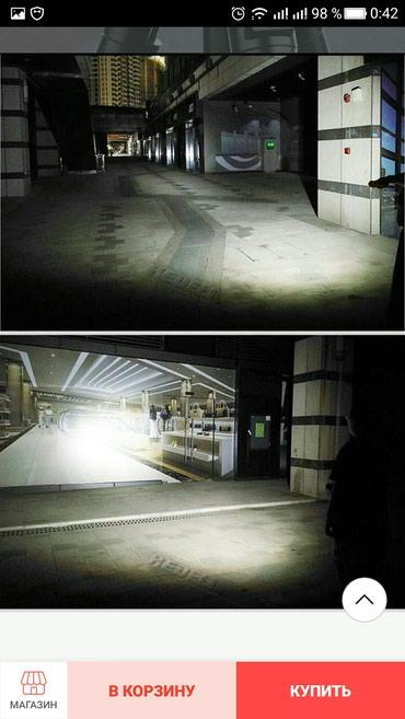 задний фонарь в Азербайджан: Fonar oxota ucun 1000 metre kimidir dalnisi tezedir komplekt batareya