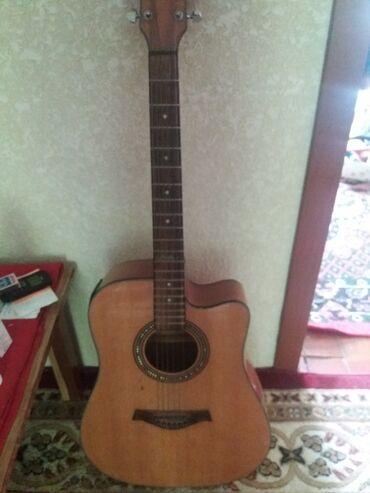 Музыкальные инструменты - Кыргызстан: Продаю гитару