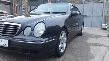 Mercedes-Benz в Кыргызстан: Mercedes-Benz 270 2.7 л. 2000