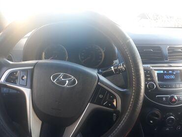 Пик групп ош - Кыргызстан: Hyundai Solaris 1.6 л. 2015