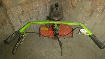 Motokultivator, freza, agria 502, agria typ 0200 751, 3 kw,  kupljen n - Kula