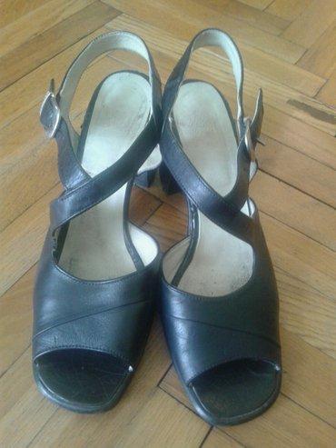 Kozne sandale,potpuno ocuvane,udobne.broj 38. - Valjevo
