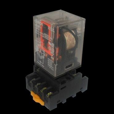 OMRON MK3P-I 10A 220V,24V,12Vмагазин 220volt.kgРеле промежуточное