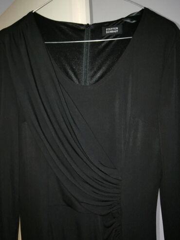 Haljina st - Srbija: Original Steffen Schraut haljina. Cena je bila 349€. Velicina M moze i