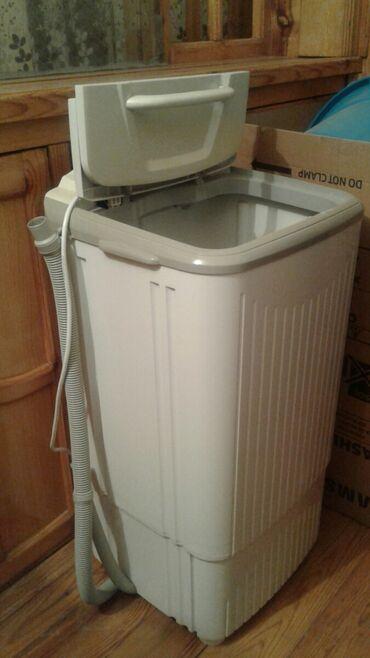 Vertical Yarımavtomat Washing Machine Fresh 8 kq