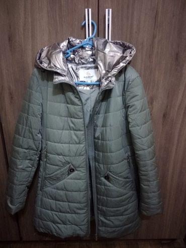 женскую куртку новую в Кыргызстан: Продаю куртку, почти новая