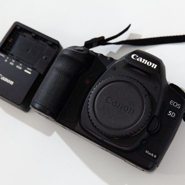 Canon 5D Mark II в Бишкек
