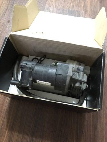 Продаю компрессор от Gl. (W164) Подходит и в Бишкек