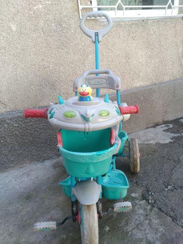 велосипед с детской коляской в Кыргызстан: Детский велосипед. состояние нормальное
