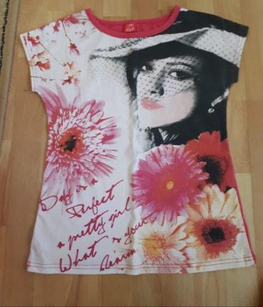 Obe za 400! Prelepe majice za devojcice, kao nove, jako malo nosene. - Jagodina