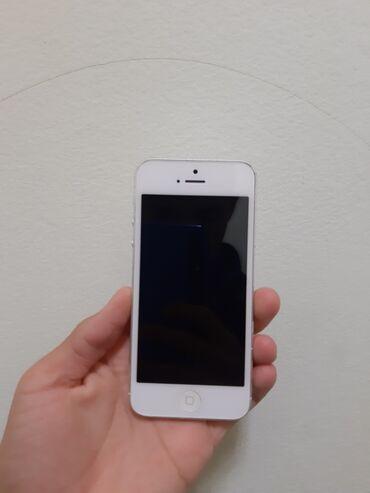Б/У iPhone 5 64 ГБ Белый