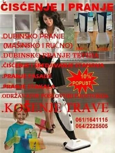 Pomoć u kući i čišćenje | Srbija: Čistači