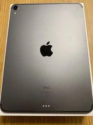 """вязаное платье в пол в Кыргызстан: Apple iPad Pro 11"""" + Чехол-клавиатура + Pencil Продаю полный набор"""