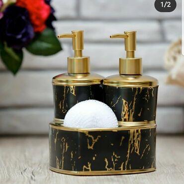 black latte tərkibi - Azərbaycan: Sabun qablari gold black