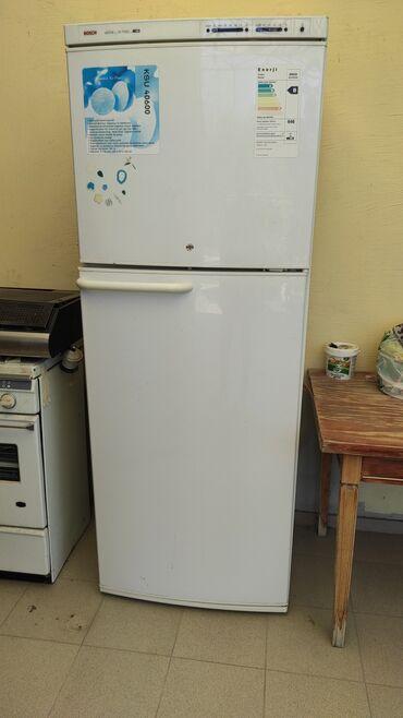 Электроника - Кок-Джар: Б/у Двухкамерный | Белый холодильник Bosch