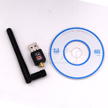 Wireless antena 150m usb wifi - network card 802. 11n/g/b - Kragujevac - slika 2